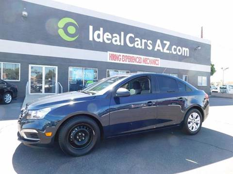 2016 Chevrolet Cruze Limited for sale in Mesa, AZ