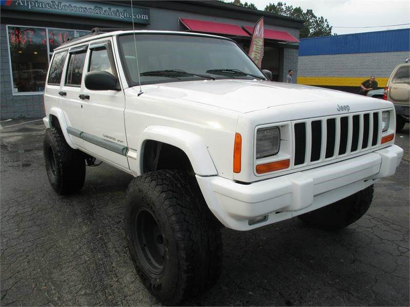 1999 Jeep Cherokee Sport 4dr 4WD SUV - Raleigh NC