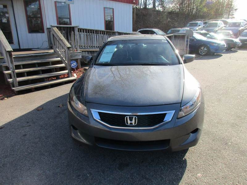 2009 Honda Accord EX 2dr Coupe 5A - Raleigh NC