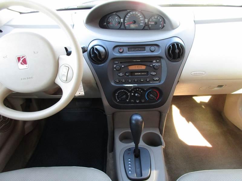 2003 Saturn Ion 2 4dr Sedan - Raleigh NC