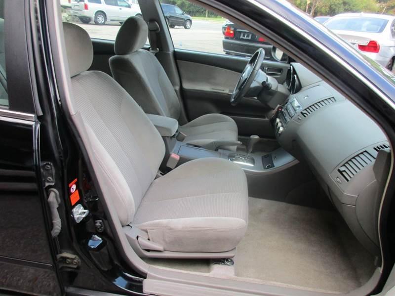 2005 Nissan Altima 3.5 SE 4dr Sedan - Raleigh NC