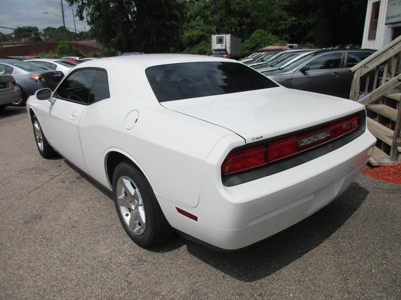 2010 Dodge Challenger SE 2dr Coupe - Raleigh NC
