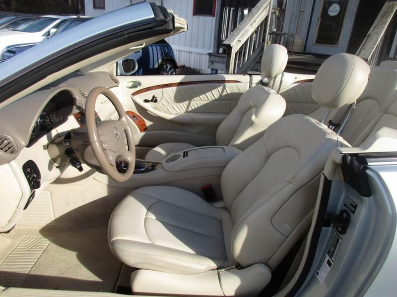 2007 Mercedes-Benz CLK CLK 350 2dr Convertible - Raleigh NC