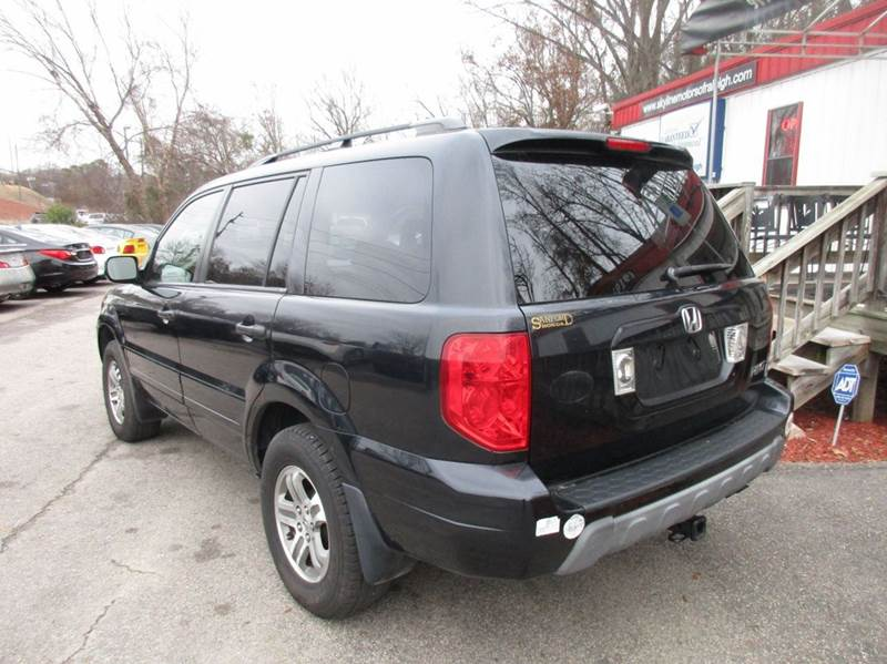 2004 Honda Pilot 4dr EX-L 4WD SUV w/Leather and Navigation System - Raleigh NC