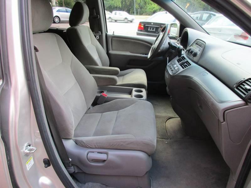 2008 Honda Odyssey EX 4dr Mini-Van - Raleigh NC
