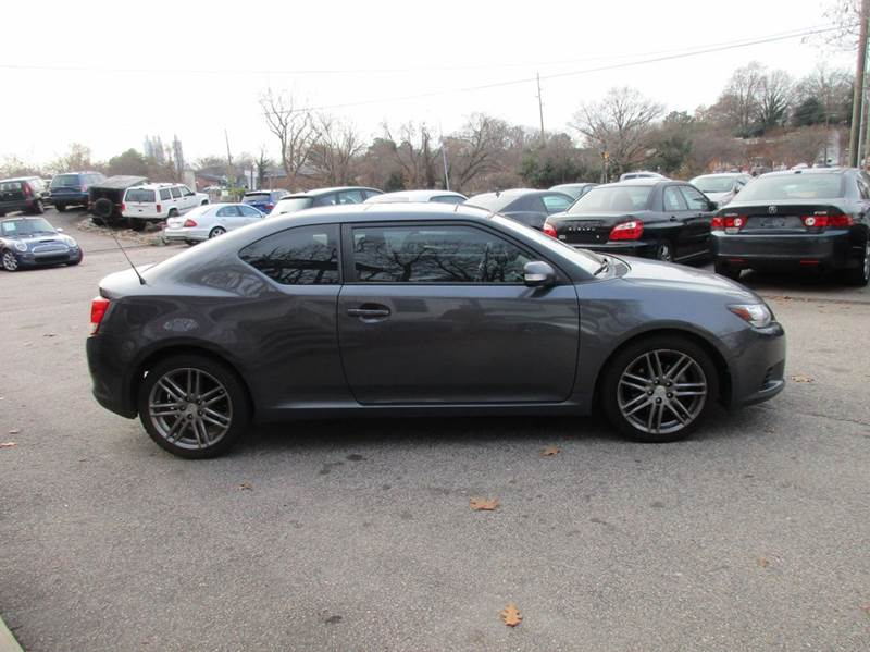 2012 Scion tC Base 2dr Coupe 6M - Raleigh NC