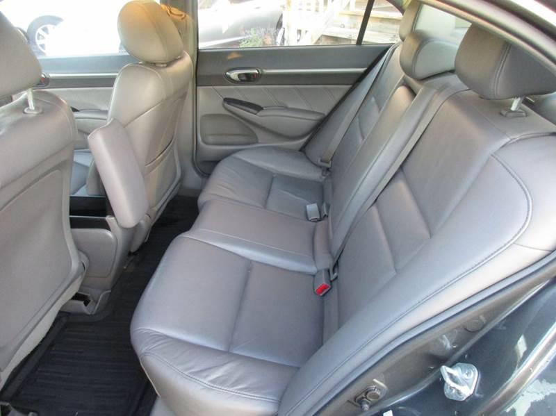 2011 Honda Civic EX-L 4dr Sedan  - Raleigh NC