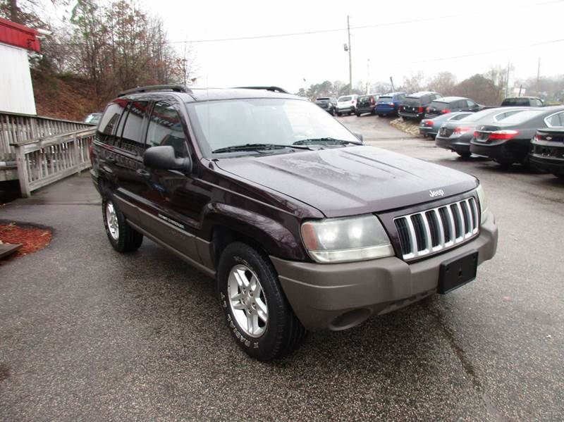 2004 Jeep Grand Cherokee Special Edition 4dr SUV - Raleigh NC