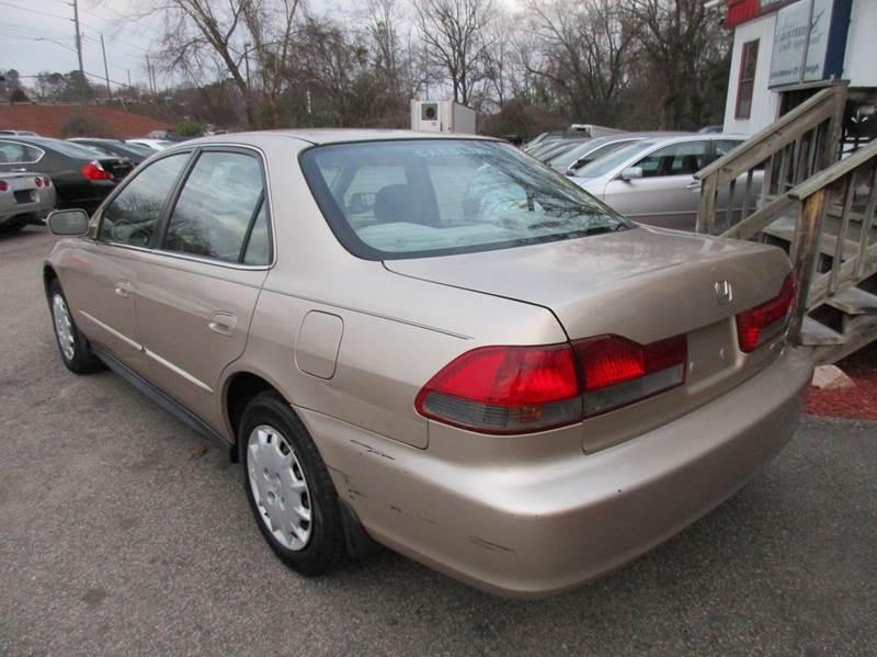 2001 Honda Accord LX 4dr Sedan - Raleigh NC