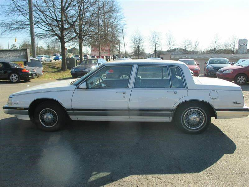 1988 buick electra park avenue park avenue 4dr sedan in for Skyline motors raleigh nc