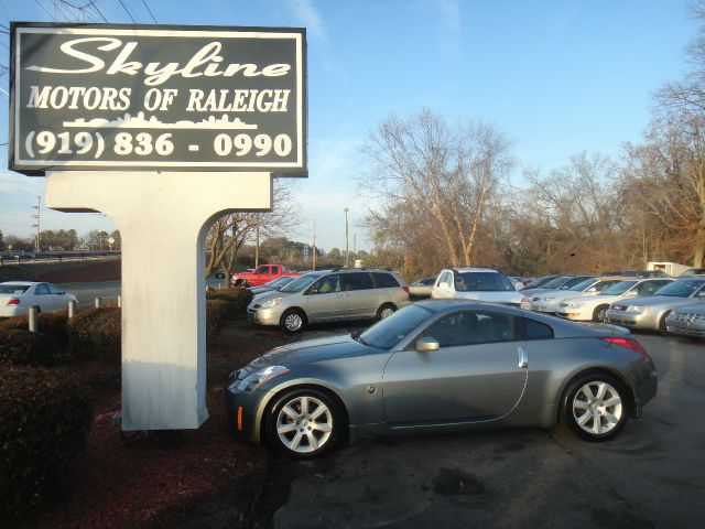2004 nissan 350z for Skyline motors raleigh nc