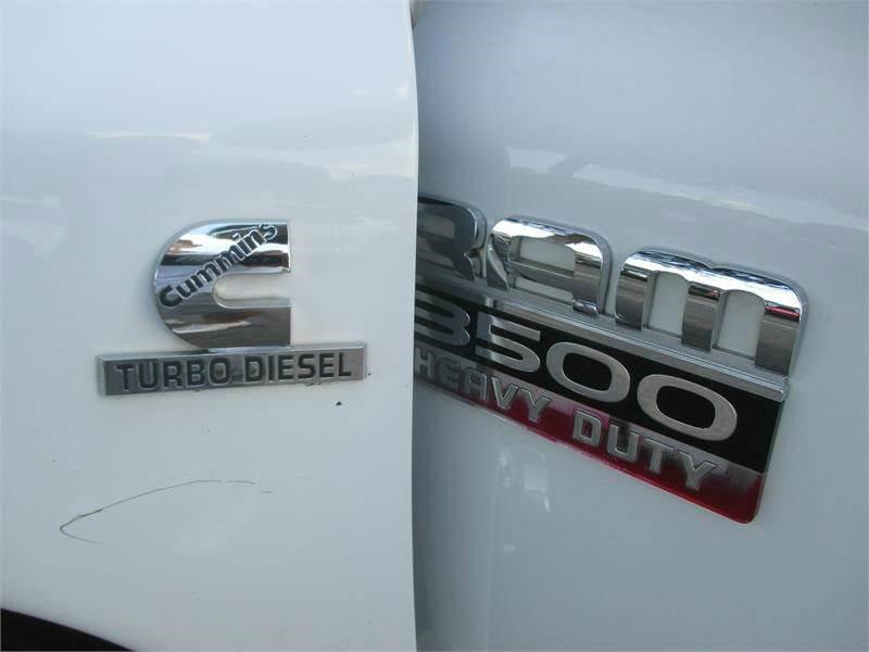 2008 Dodge Ram Pickup 3500 SXT 4dr Mega Cab SB - Raleigh NC