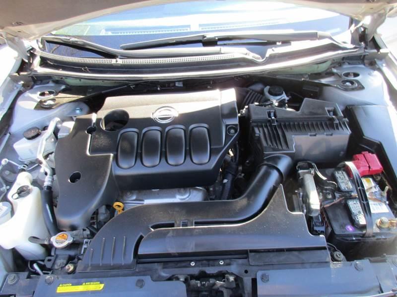 2008 Nissan Altima 2.5 S 4dr Sedan CVT - Raleigh NC
