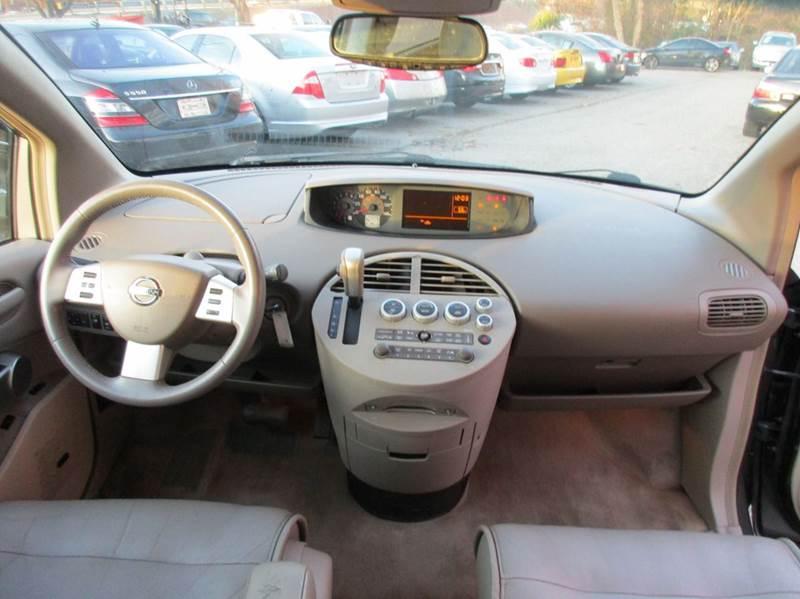 2005 Nissan Quest 3.5 SE 4dr Mini-Van - Raleigh NC