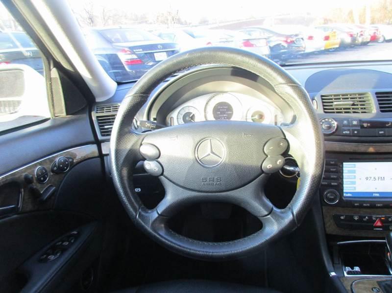 2008 Mercedes-Benz E-Class E350 4dr Sedan - Raleigh NC