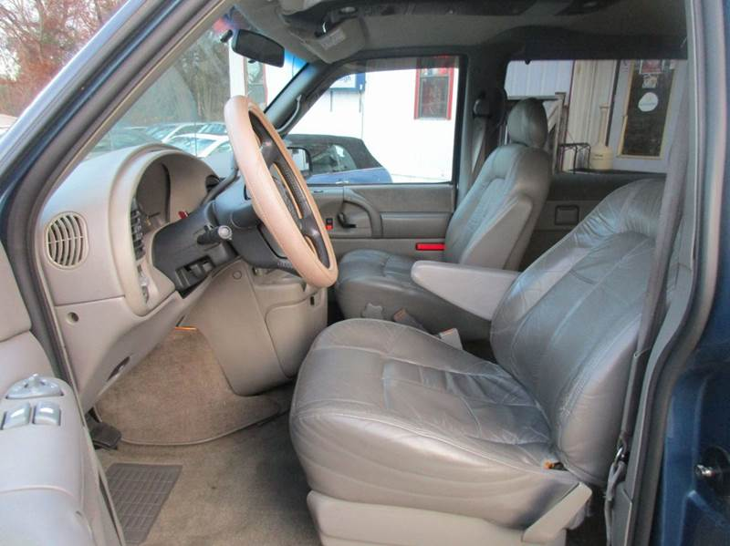 2002 Chevrolet Astro 3dr LS Extended Mini-Van - Raleigh NC