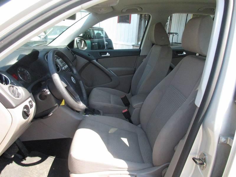 2009 Volkswagen Tiguan SE 4dr SUV - Raleigh NC