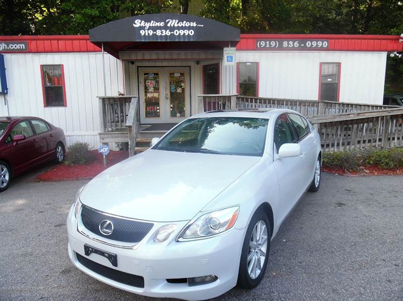 Lexus gs 300 for sale in raleigh nc for Skyline motors raleigh nc
