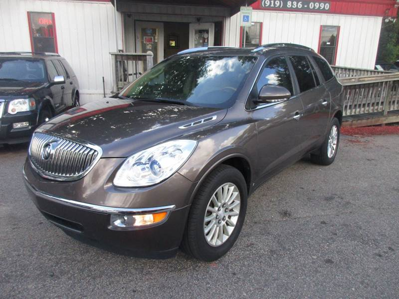 2008 Buick Enclave CXL 4dr SUV - Raleigh NC