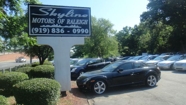 Mazda rx 8 for sale for Skyline motors raleigh nc