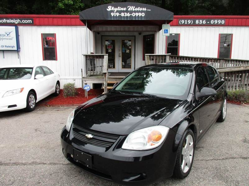 Chevrolet cobalt for sale in north carolina for Skyline motors raleigh nc