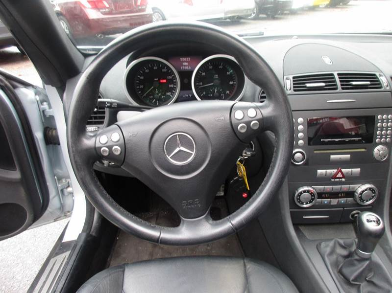 2005 Mercedes-Benz SLK SLK350 2dr Convertible - Raleigh NC