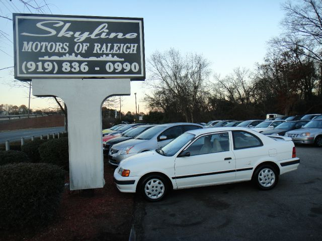Used toyota tercel for sale for Skyline motors raleigh nc