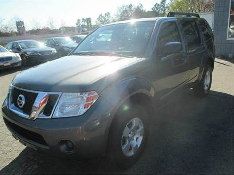 2009 Nissan Pathfinder for sale in Raleigh, NC