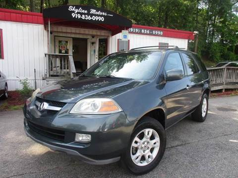 2004 Acura MDX for sale in Raleigh, NC