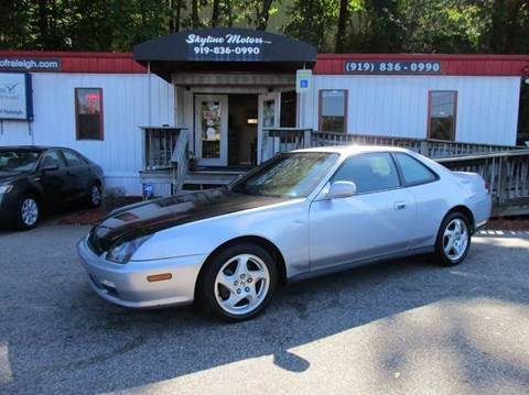 2001 honda prelude for sale for Skyline motors raleigh nc