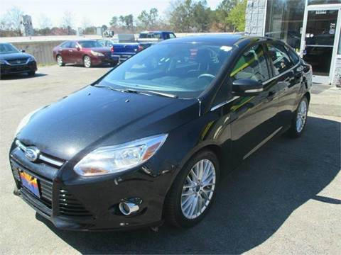 2012 Ford Focus for sale in Raleigh, NC