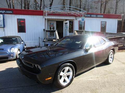Dodge challenger for sale raleigh nc for Skyline motors raleigh nc