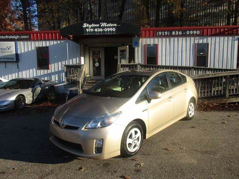 Hybrid electric cars for sale raleigh nc for Skyline motors raleigh nc
