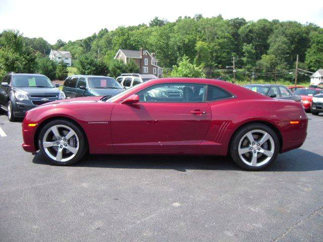 2011 Chevrolet Camaro SS 2dr Coupe w/2SS - Branchville NJ