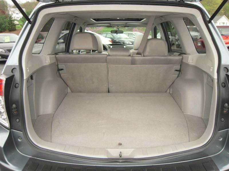 2009 Subaru Forester AWD 2.5 X Premium 4dr Wagon 4A - Branchville NJ