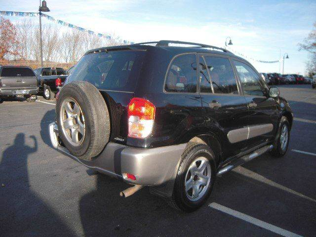 2002 Toyota RAV4 AWD 4dr SUV - Branchville NJ