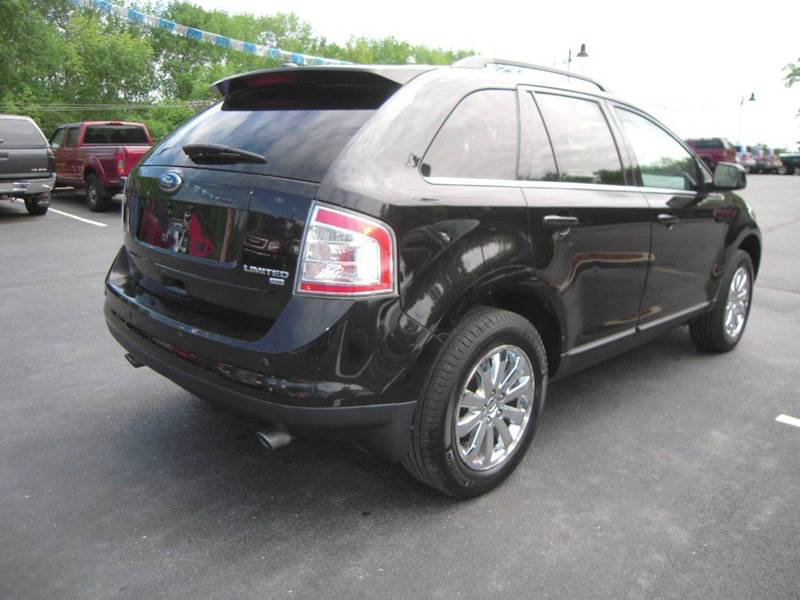 2010 Ford Edge AWD Limited 4dr SUV - Branchville NJ