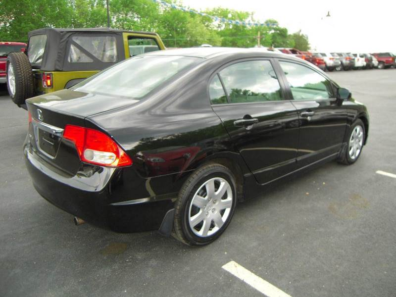 2011 Honda Civic LX 4dr Sedan 5A - Branchville NJ