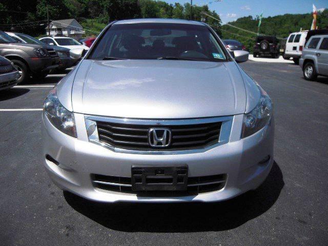 2008 Honda Accord EX-L V6 4dr Sedan 5A - Branchville NJ