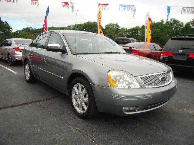A E D C D Eb Ab Cb D De on 2005 Ford Five Hundred Bumper