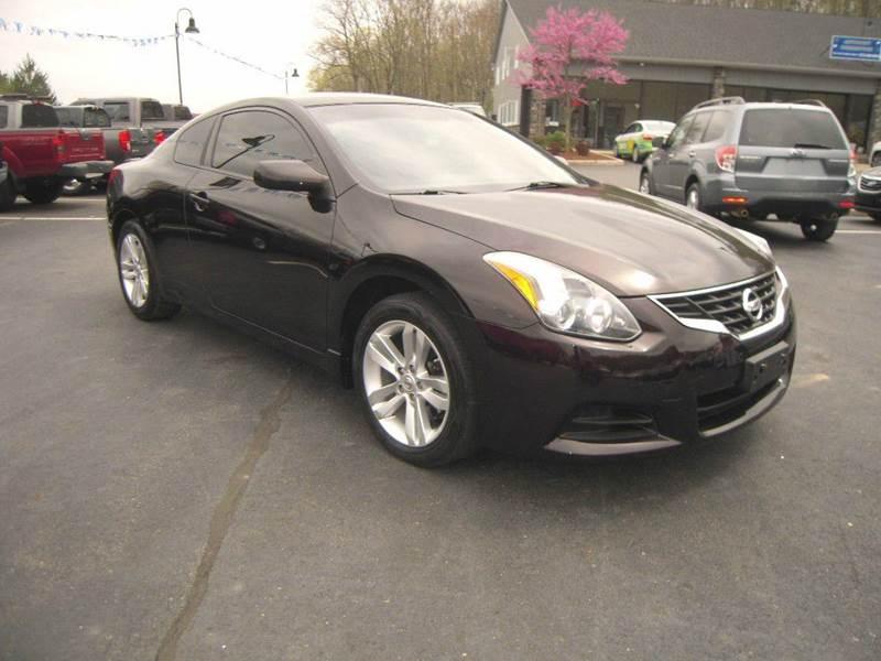 2010 Nissan Altima 2.5 S 2dr Coupe CVT - Branchville NJ