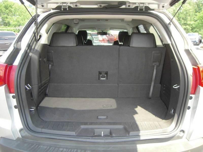 2009 Chevrolet Traverse AWD LT 4dr SUV w/2LT - Branchville NJ