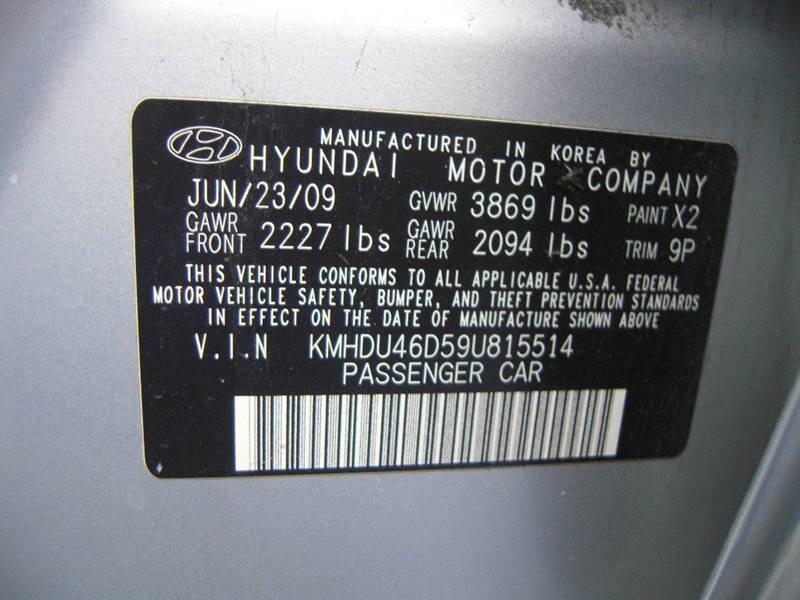 2009 Hyundai Elantra SE 4dr Sedan - Branchville NJ