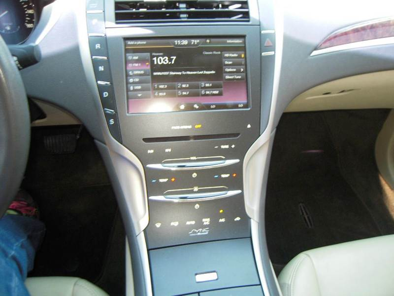 2013 Lincoln MKZ AWD 4dr Sedan - Branchville NJ