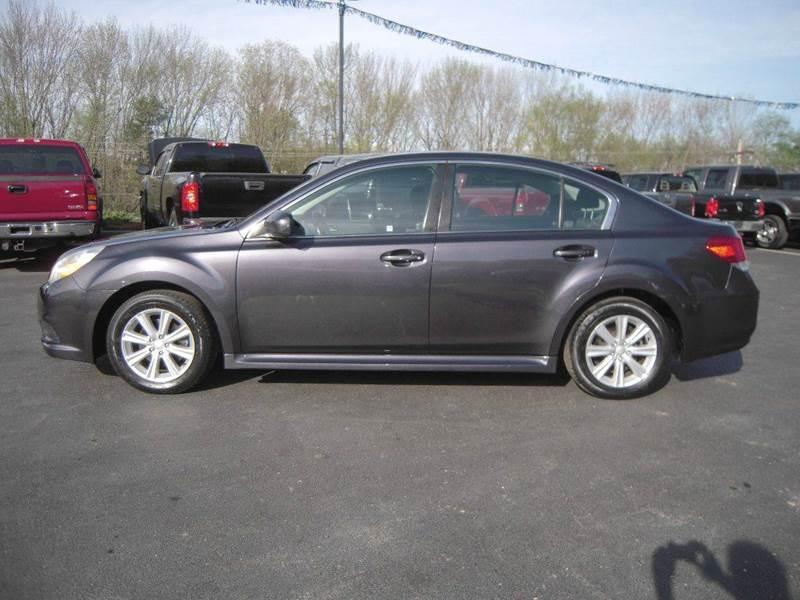 2010 Subaru Legacy AWD 2.5i Premium 4dr Sedan CVT - Branchville NJ