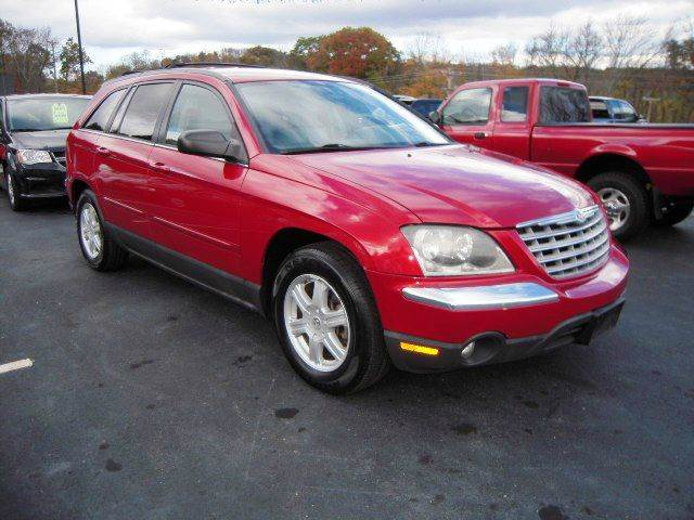 2004 Chrysler Pacifica AWD 4dr Wagon - Branchville NJ