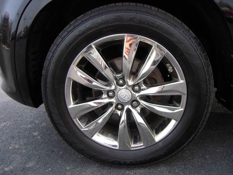 2013 Kia Sorento AWD SX 4dr SUV - Branchville NJ