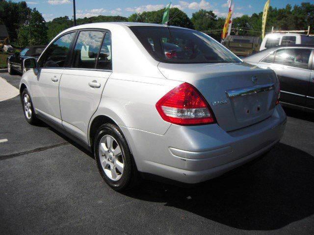 2008 Nissan Versa 1.8 SL 4dr Sedan CVT - Branchville NJ