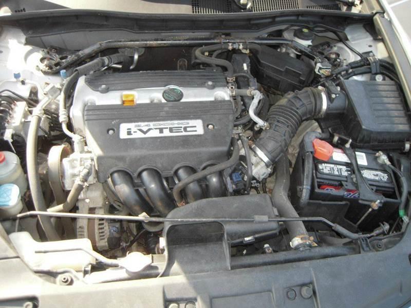 2008 Honda Accord EX 4dr Sedan 5A - Branchville NJ