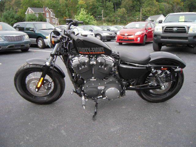 2012 Harley-Davidson Sportster XL1200 Forty Eight - Branchville NJ